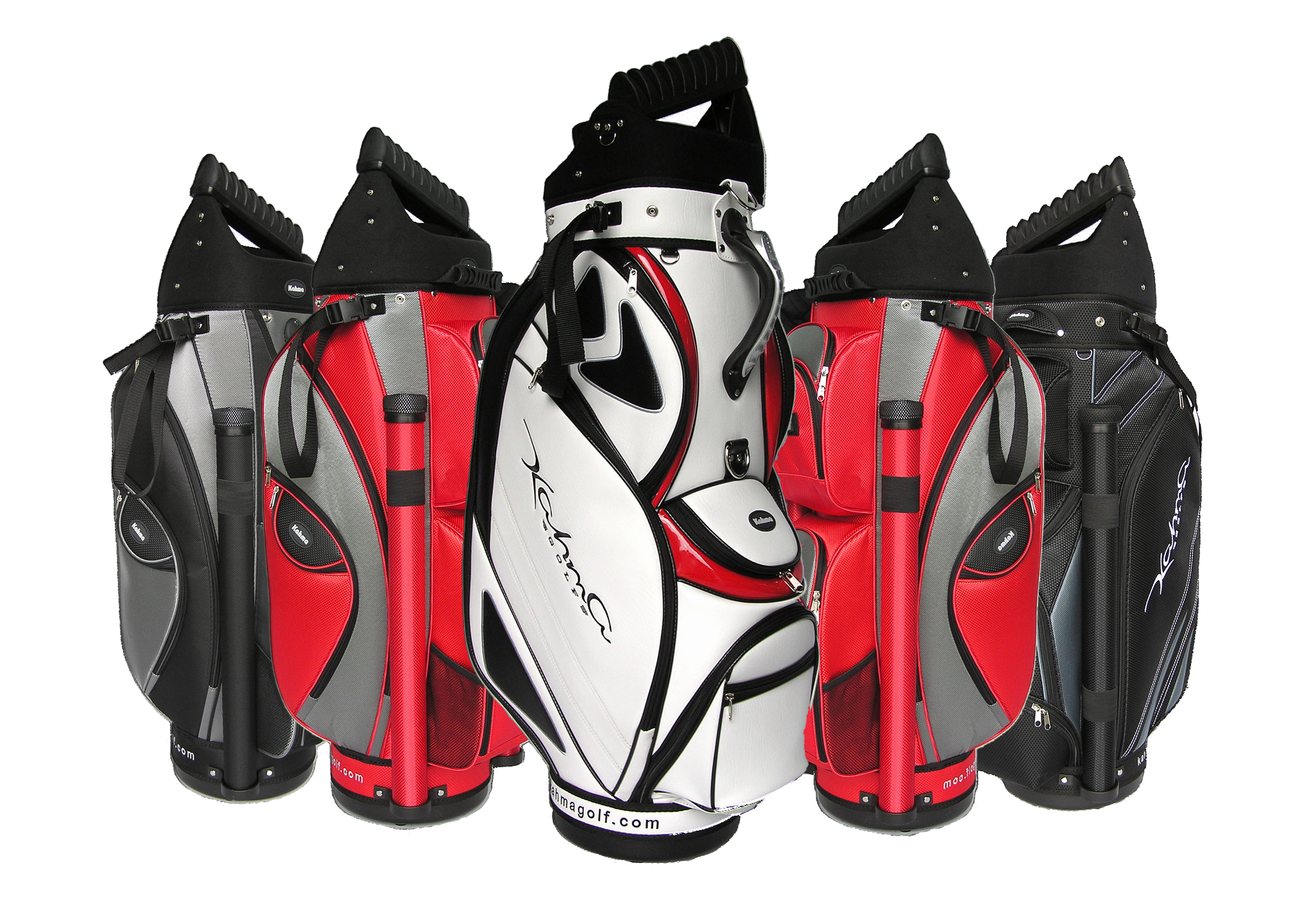 2012_Kahma_Golf_Bags